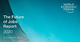 Etude du WEF: «The Future of Jobs Report 2020»